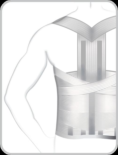 Lumbar corsets