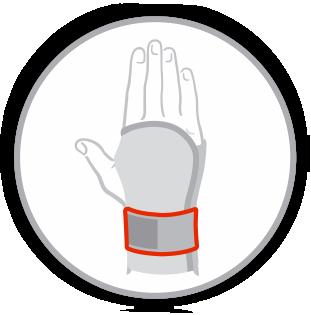 Бандаж для кисти и пальца